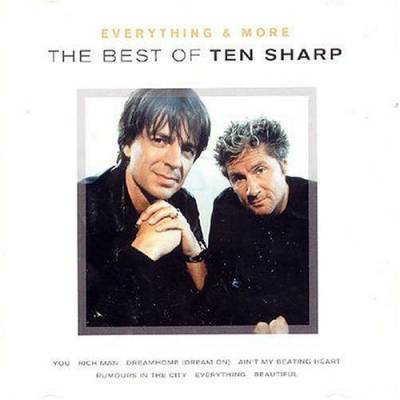 The Best of Ten Sharp