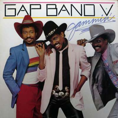 Gap Band V - Jammin'