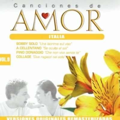 Canciones De Amor Vol. 9: Italia