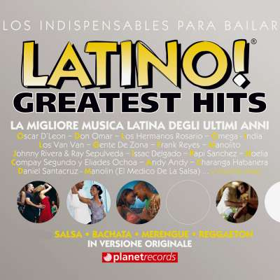 Latino! Greatest Hits: 56 Latin Top Hits