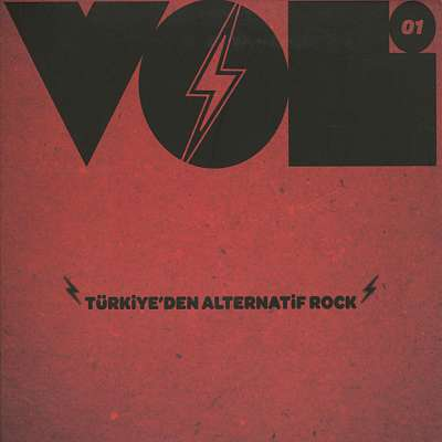 Vol 1 Türkiye'den Alternatif Rock