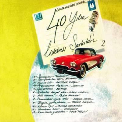 40 Yılın Listebaşı Şarkıları