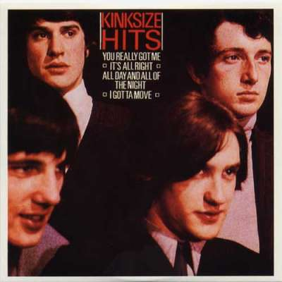 Kinksize Hits