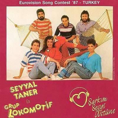 EUROVİSİON '87