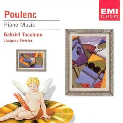 Poulenc: Piano Works (Disc 1) - Gabriel Tacchino