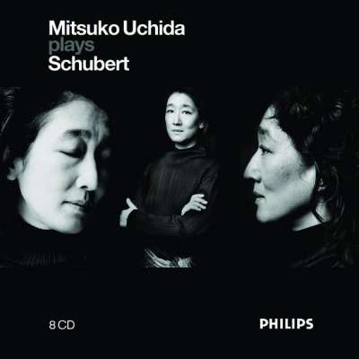 MITSUKO UCHIDA PLAYS SCHUBERT (DISC 3)