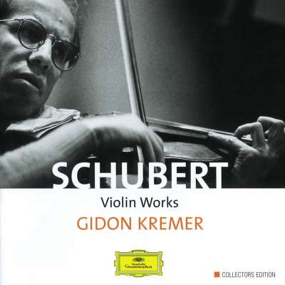 Schubert: Violin Works
