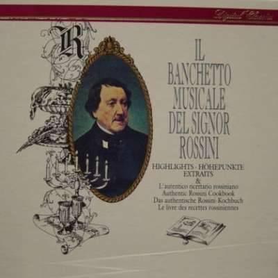 Il Banchetto Musicale del Signor Rossini
