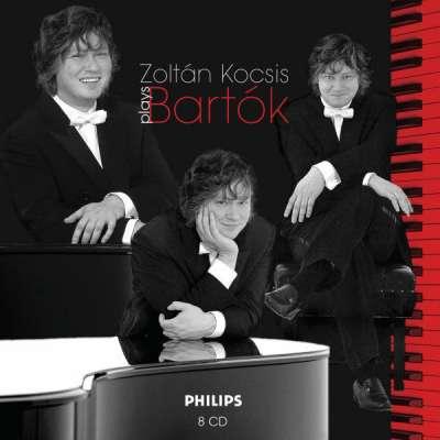 ZOLTAN KOCSIS PLAYS BARTOK: SOLO PIANO MUSIC, VOL. 7 - BURLESQUES, SKETCHES, PEASANT SONGS