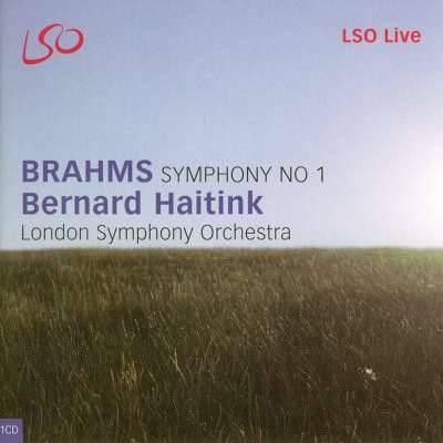 Brahms Symphony No.1 - Haitink