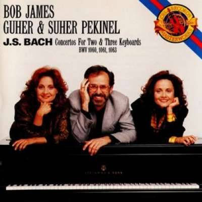 Concertos for Two and Three Keyboards