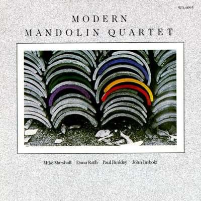Modern Mandolin Quartet : Mandolin Music
