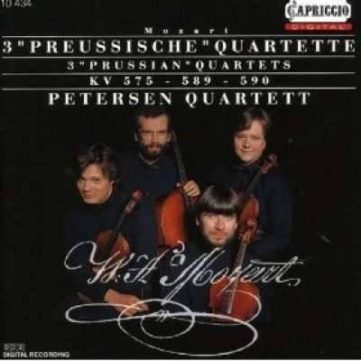 String Quartets, KV 575, 589, 590 Preussissche