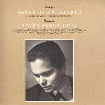 Lieder Eines Fahrenden Gesellen and Brahms : Lieder Und Gesänge,Op.32