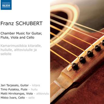 Chamber Music For Guitar, Flute, Viola And Cello