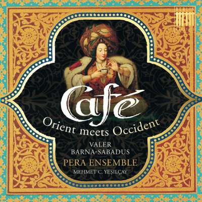 Cafe (Orient Meets Occident)