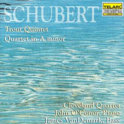 Piano Quintet Trout Quartet In A Minor