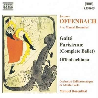 OFFENBACH: GAITE PARISIENNE