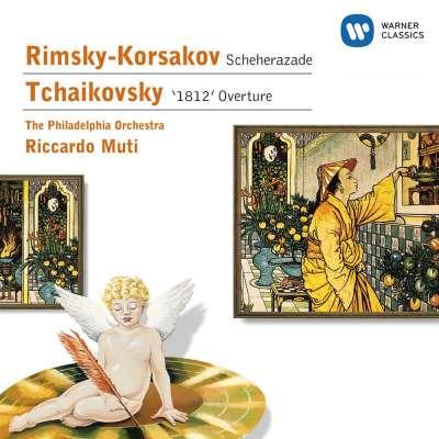 Scheherazade; Tchaikovsky: 1812 Overture
