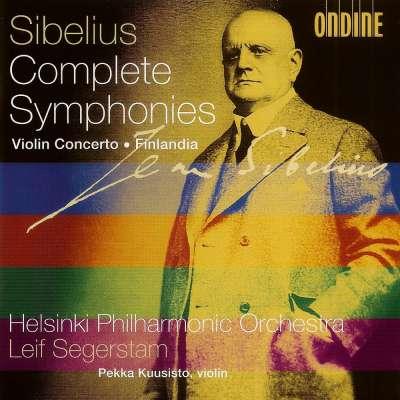 Complete Symphonies; Violin Concerto, Finlandia