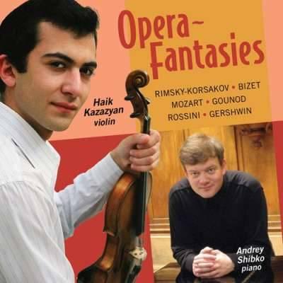 Violin Recital: Haik Kazazyan