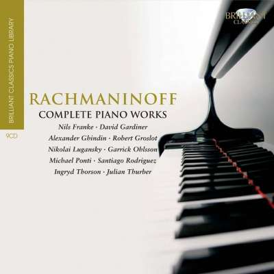 RACHMANINOFF: COMPLETE PIANO WORKS
