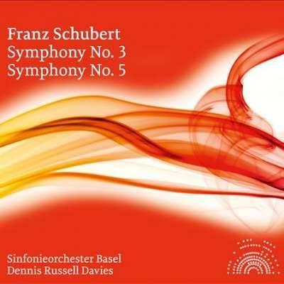 Franz Schubert: Symphony No. 3; Symphony No. 5
