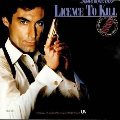 Licence To Kill Soundtrack