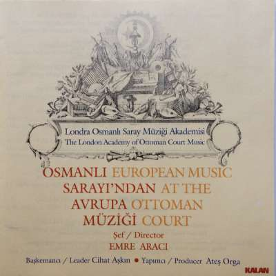 European Music at the Ottoman Court