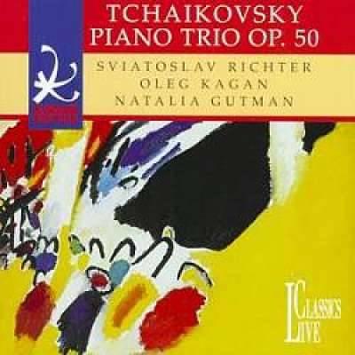 Tchaikovsky: Piano Trio op 50