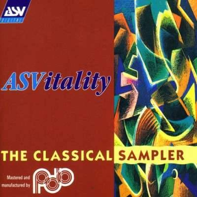 Asv Sampler Disc