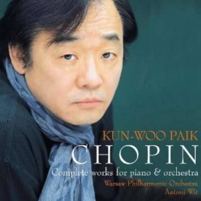 Chopin: Complete Works for Piano and Orchestra, (Disc 1)