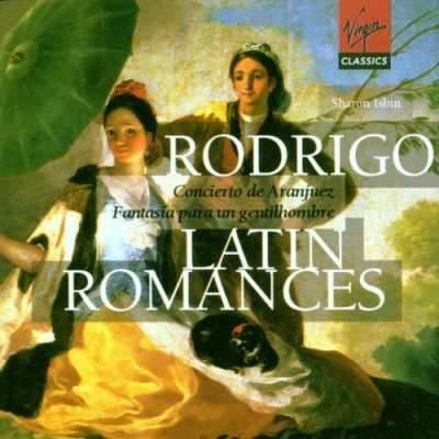 Latin Romances For Guitar (Disc1)