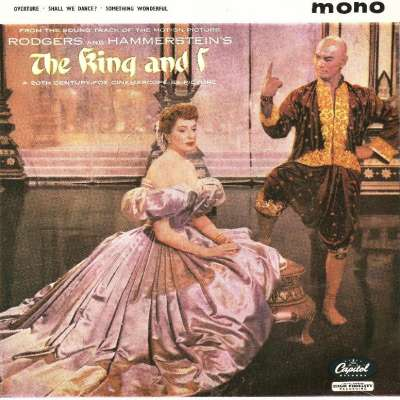 The King and I OST