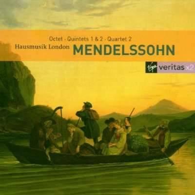 Mendelssohn: String Quintet Octet, Etc (Disc 2)