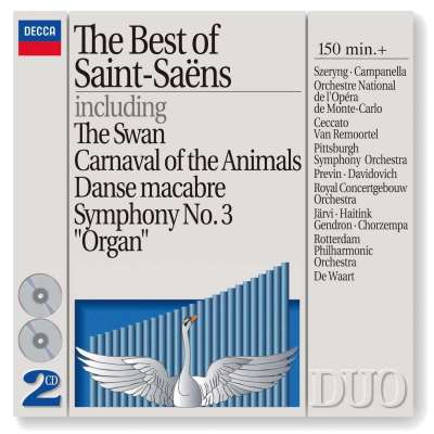 The Best of Saint-Saens (Disc 1)