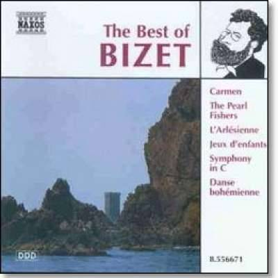 THE BEST OF BIZET(DISC 1)