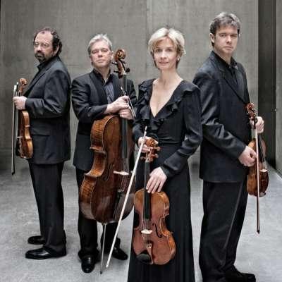 Beethoven, Mozart, Webern: Hagen Quartet