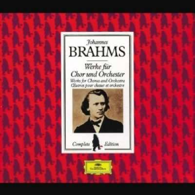 Complete Brahms Edition, Volume 8 (Disc 3)