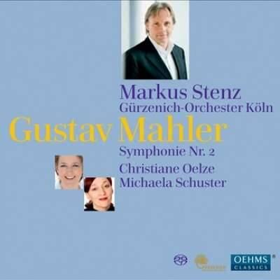 Mahler: Lieder aus Des Knaben Wunderhorn, Michael Volle, Christiane Oelze, Markus Stenz