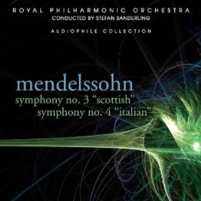 Mendelssohn: Symphonies No 3 and 4