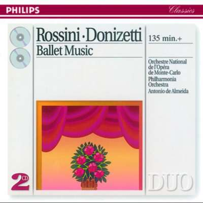 Rossini, Donizetti: Ballet Music