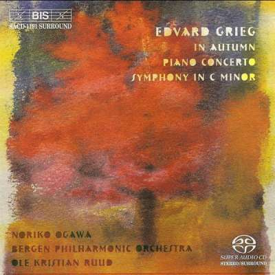 Grieg: In Autumn: Piano Concerto: Symphony in C minor