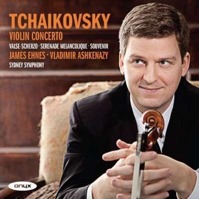 Tchaikovsky: Violin Concerto; Valse-Scherzo; Serenade Melancolique; Souvenir