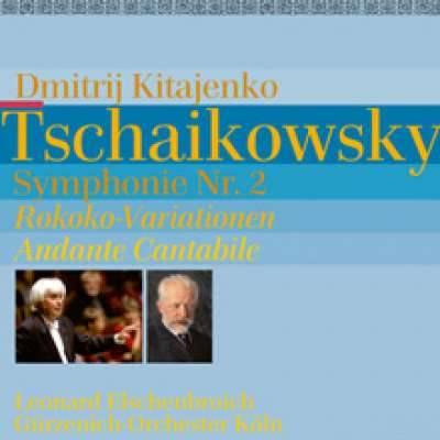 Dmitrij Kitajenko:Tchaikovsky Symphonie No.2