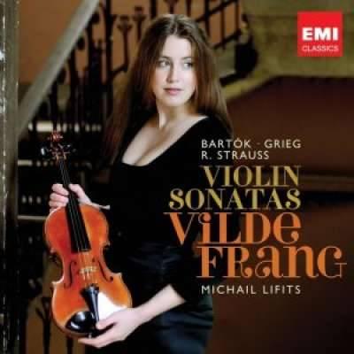 Bartok-Strauss-Grieg: Violin Sonatas