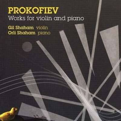 Sergey Prokofiev : Works For Violin And Piano