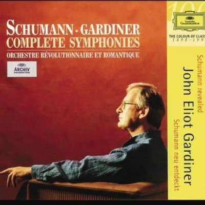 Schumann · Gardiner: Complete Symphonies
