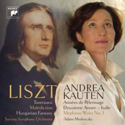 Liszt: Works For Piano And Orchestra / Années De Pèlerinage II