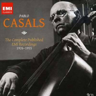Pablo Casals: The Complete EMI Recordings